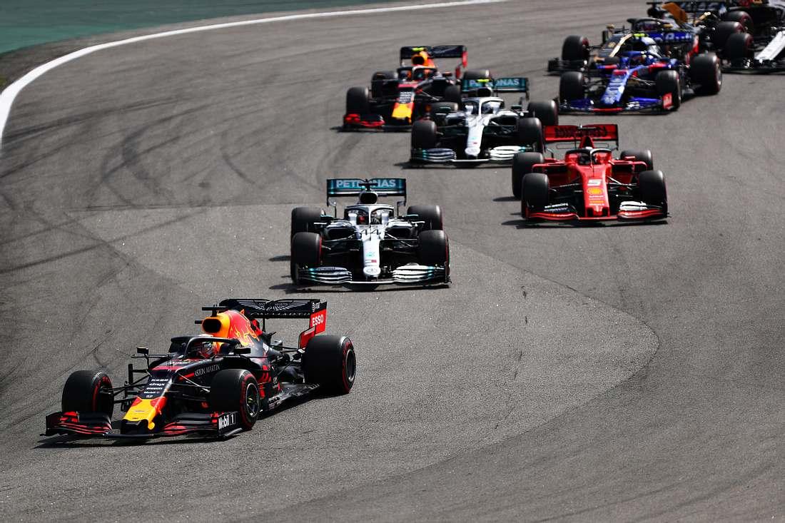 Formel1-Rennen