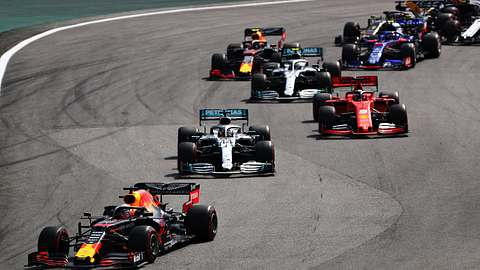 Formel1-Rennen - Foto: Getty Images / Dan Istitene