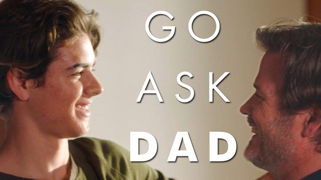 Mit der Vatertags-Kampagne Frag Papa trifft Gillette mitten ins Männerherz