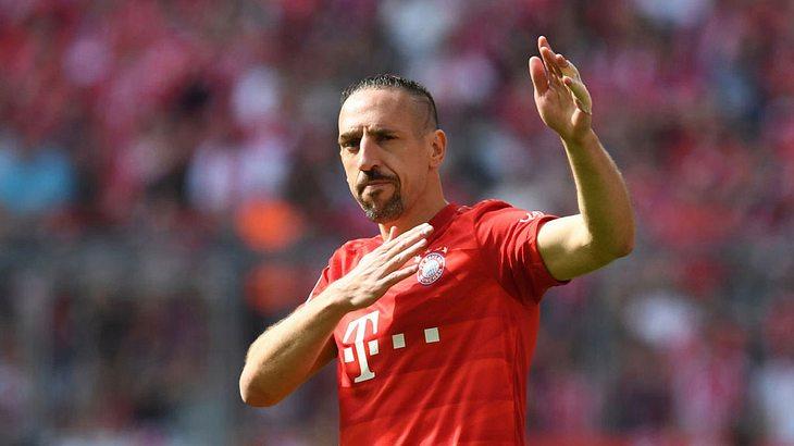 Bleibt Franck Ribery in der Bundesliga?