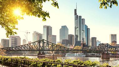 Diese 5 Sehenswürdigkeiten in Frankfurt sind ein Muss