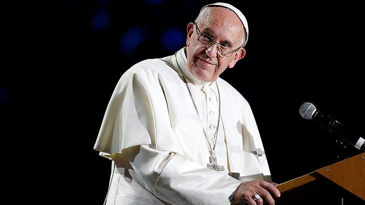 Vaterunser: Papst Franziskus will das Gebet ändern lassen