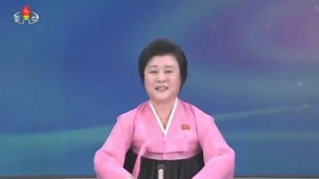 Ri Chun-hee: Ist da die gefährlichste Frau der Welt? - Foto: Korean Central