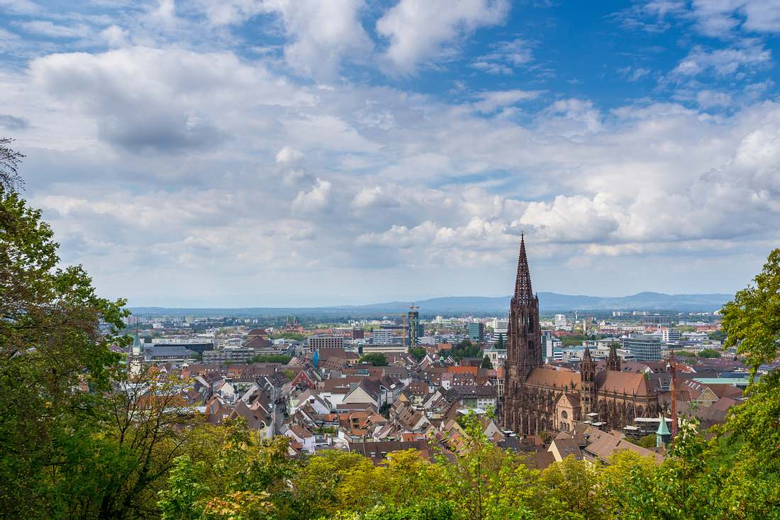 Freiburg – ein Highlight für City-Touristen