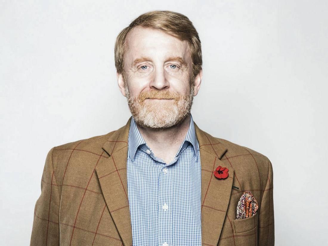 Autor und Keynotespeaker Moritz Freiherr Knigge