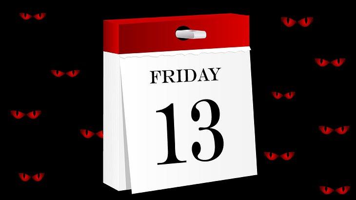 Darum gilt Freitag, der 13. als Unglückstag