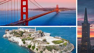 Diese 5 Sehenswürdigkeiten in San Francisco sind ein Muss