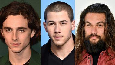 Frisuren für Männer  - Foto: Getty Images /  Alberto E. Rodriguez, Getty Images / Pascal Le Segretain, Getty Images /  Amy Sussman, bearbeitet von Männersache
