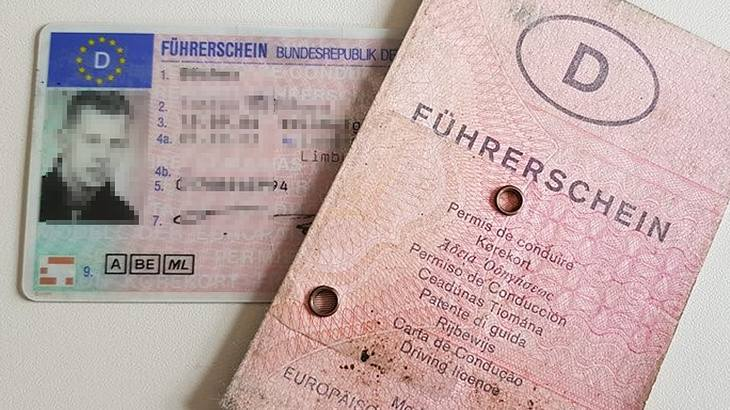 Alte-, aber auch Karten-Führerscheine müssen umgetauscht werden