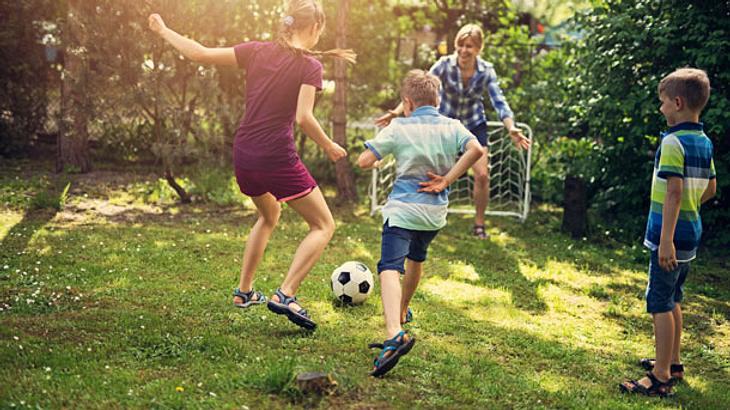Fußballtor Kinder - Fußballtor Garten - Kleines Fußballtor