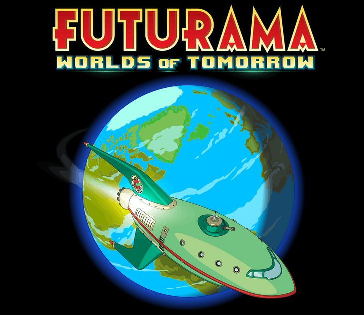 Das Mobile Game Futurama: Worlds of Tomorrow von TinyCo