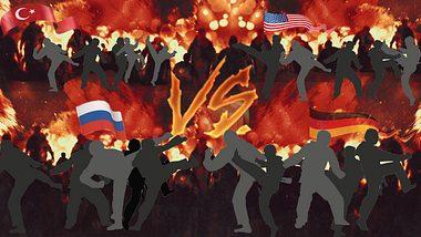 Die mächtigsten Leibgarden der Welt im Battle - Foto: iStock/ Montage: Männersache