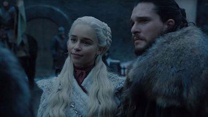 Neues Material zur 8. Staffel von Game of Thrones veröffentlicht - Foto: YouTube / HBO