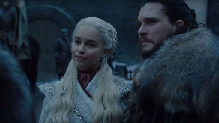 """Neues Material zur 8. Staffel von """"Game of Thrones"""" veröffentlicht"""