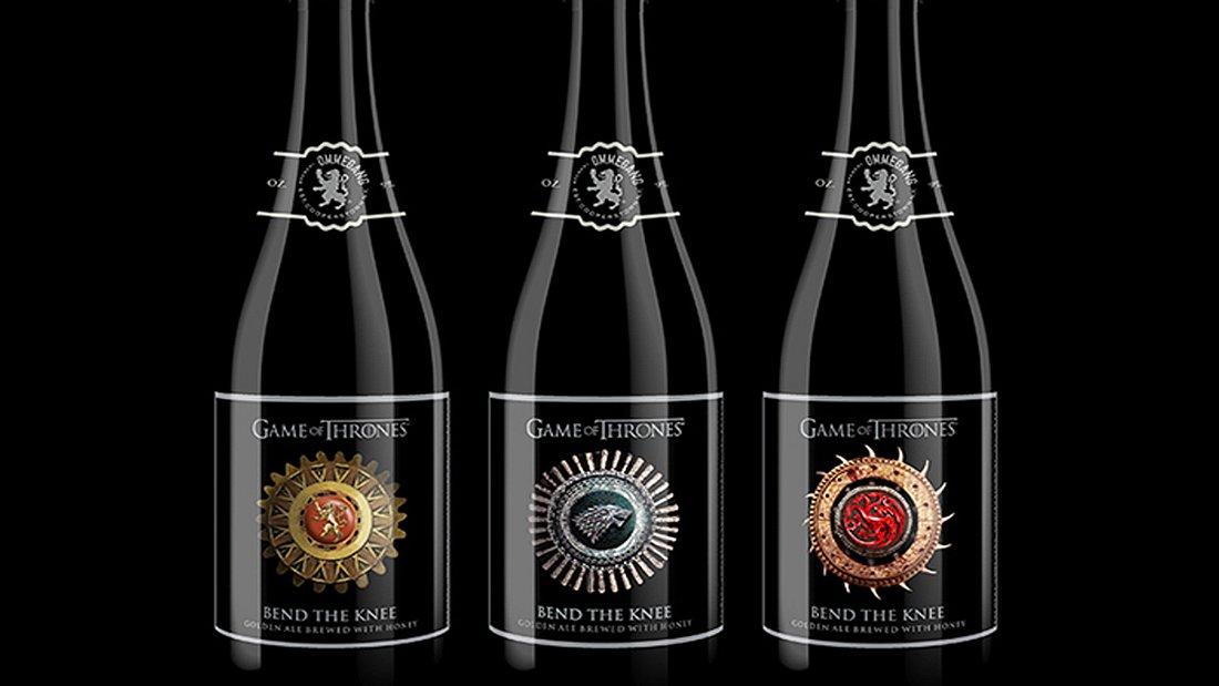 Game of Thrones als Bier: Die Brauerei Ommegang hat eine neue Limited Edition