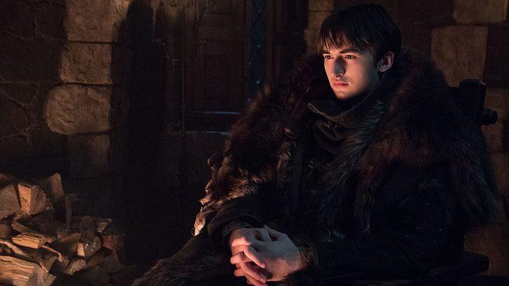 """Isaac Hemsptead-Wright als Bran Stark in """"Game of Thrones"""""""