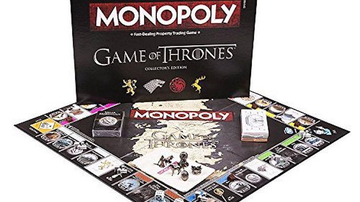 """""""Game of Thrones"""" gibt es jetzt als Monopoly-Spiel"""