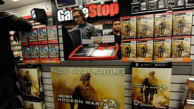 Gamestop-Shop - Foto: Getty Images /	Ethan Miller