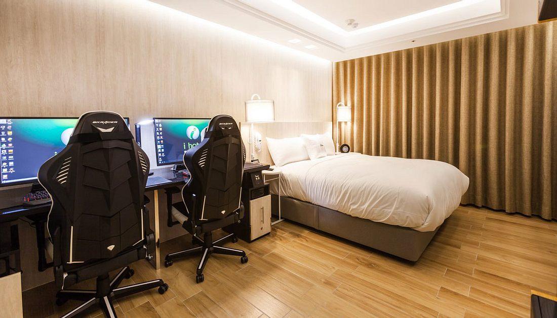 Das iHotel in Taiwan