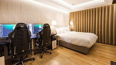 iHotel: Erstes Gaming-Hotel begeistert Zocker weltweit
