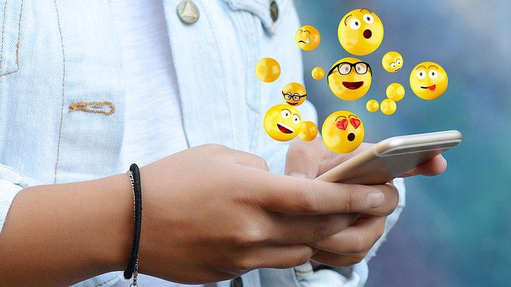 Emojis & Smartphone