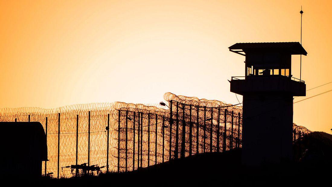 Die perverse Schönheit eines Gefängnises