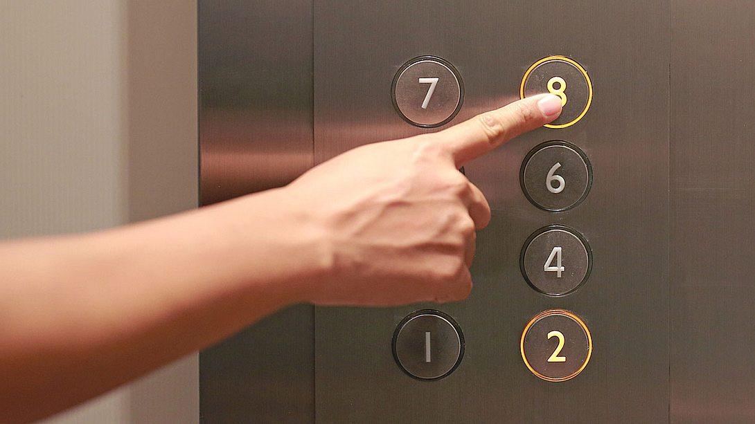 Der geheime Fahrstuhltrick. - Foto: iStock/GOLFX