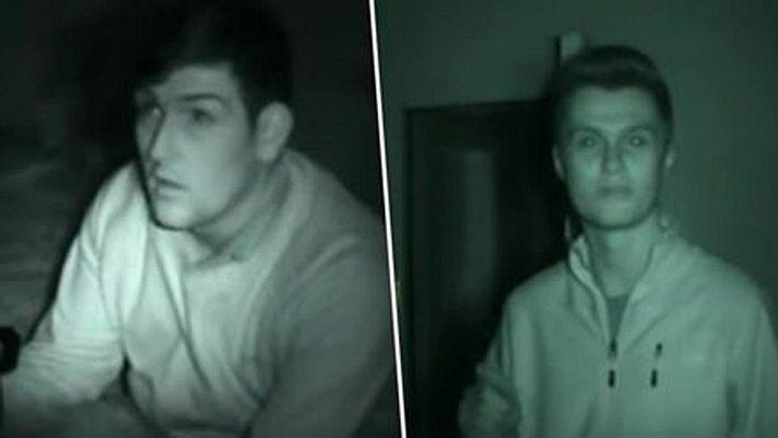 Diese zwei Geisterjäger sind unheimlichen Erscheinungen auf der Spur - Foto: YouTube / Ghost Quest