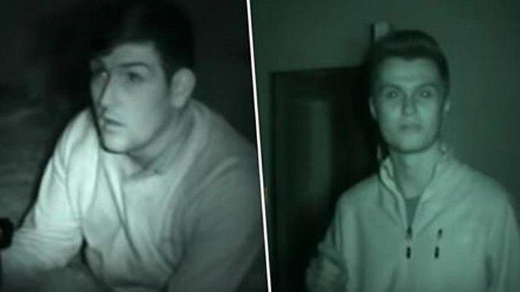 Diese zwei Geisterjäger sind unheimlichen Erscheinungen auf der Spur