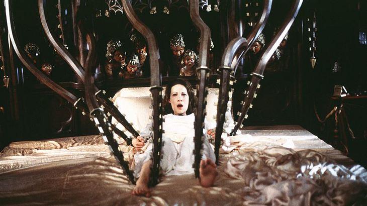 Das Geisterschloss von 1999 ist eine Adaption des Romans The Haunting House von Shirley Jackson