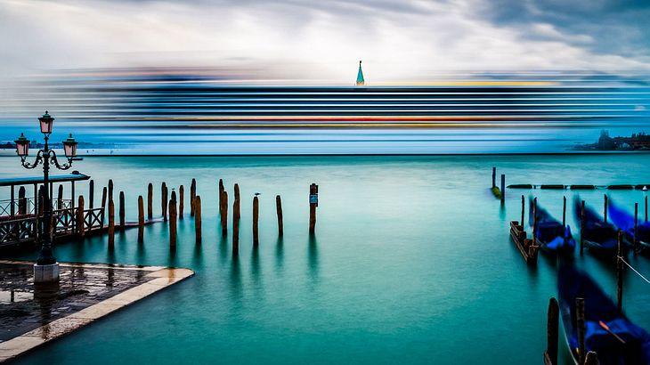 Olympus Fotowettbewerb: Kreuzfahrtschiff von Georg Schuh