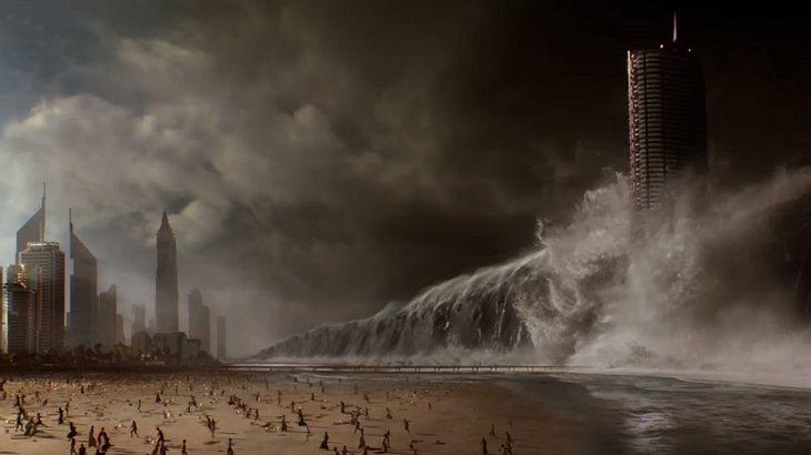 """""""Geostorm"""" - Bildgewaltiges Endzeit-Spektakel mit Gerard Butler"""