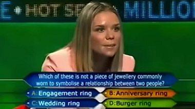 Wer wird Millionär-Kandidatin scheitert an erster Frage