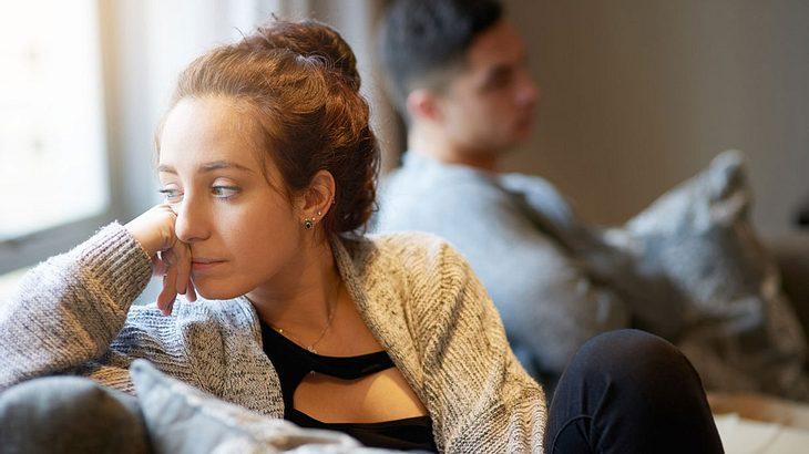 Männer sind Stressfaktor Nr. 1 für Frauen