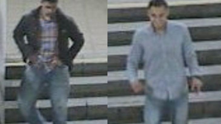 Polizei: Fahndung nach diesen zwei mutmaßlichen Schlägern