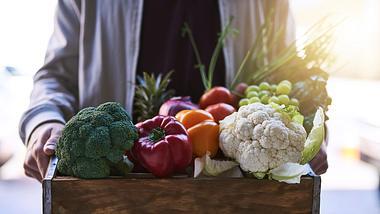 Gesunde Lieferdienste: 5 Anbieter, die du kennen musst
