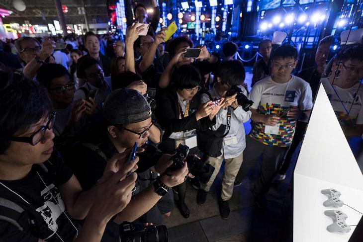Arbeitet Sony an der Playstation 5?