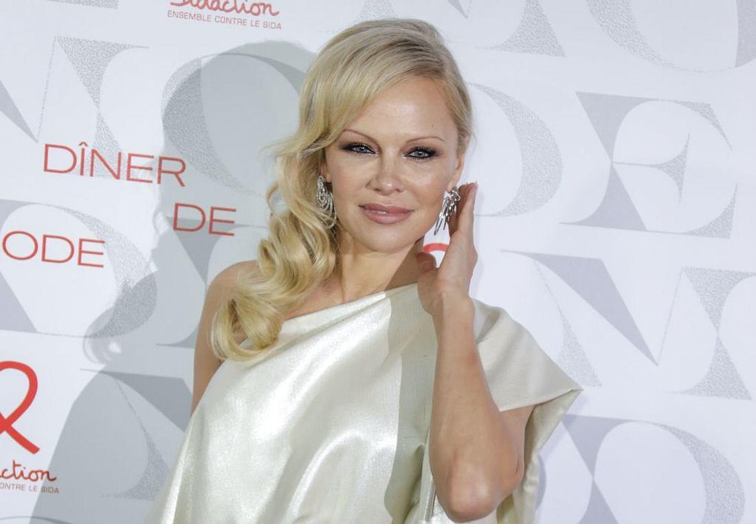 Pamela Anderson –Busenwunder, Männertraum, Playmate