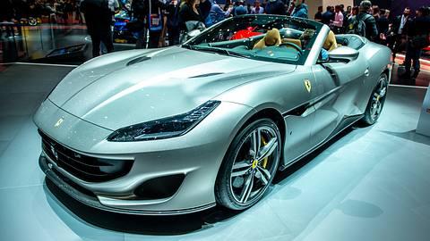 Ferrari Portofino - Foto: Getty Images/Robert Hradil