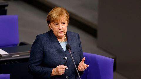 Angela Merkel - Foto: GettyImages/ODD ANDERSEN