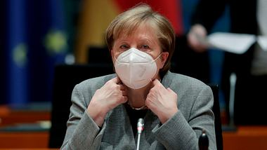 Angela Merkel - Foto: Getty Images/ MICHAEL SOHN