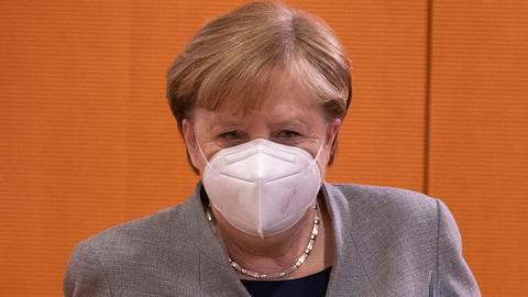 Angela Merkel - Foto: GettyImages/  Maja Hitij