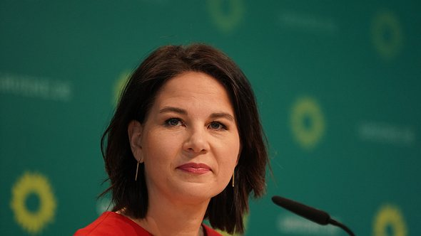 Annalena Baerbock - Foto: Getty Images/Sean Gallup