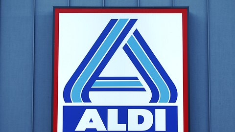 Aldi-Logo - Foto: Getty Images/ Michele Tantussi