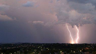 Nach Gewitter-Nacht: Hier droht ein massives Unwetter