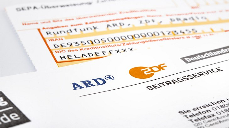 17,50 Euro muss jeder Haushalt für die Finanzierung öffentlich-rechtlicher Medienanstalten zahlen