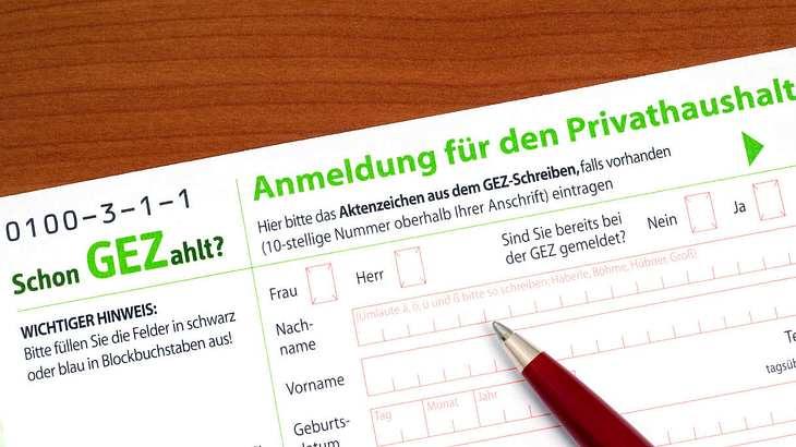 ARD und ZDF wollen höhere GEZ-Gebühren.