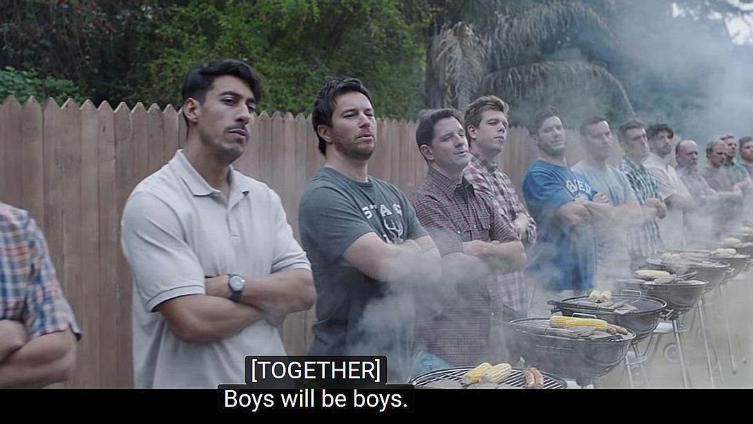 Gillette kassiert Shitstorm wegen neuer Werbung - zu Unrecht