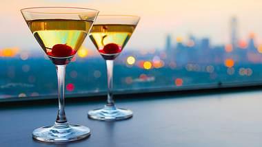 Gin Martini: Gerührt, nicht geschüttelt!