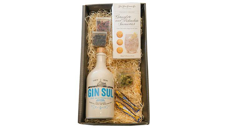 Geschenkset Gin Sul